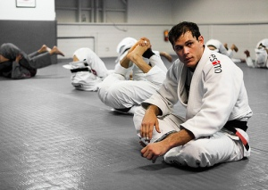 Roger Gracie stresses the importance of phenomenal defence - we will practice a huge amount of positional sparring - something Roger Gracie believes is essential...