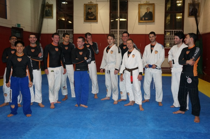 New BJJ Lifestyle Team Syllabus Developed for 2015