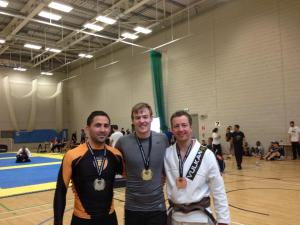 Donovan Eckley wins gold at The Midland's Open - first Lifestyle Team gold medal.