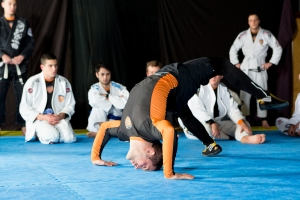 Train consistently and become not just a highly skilled grappler but also an athlete..