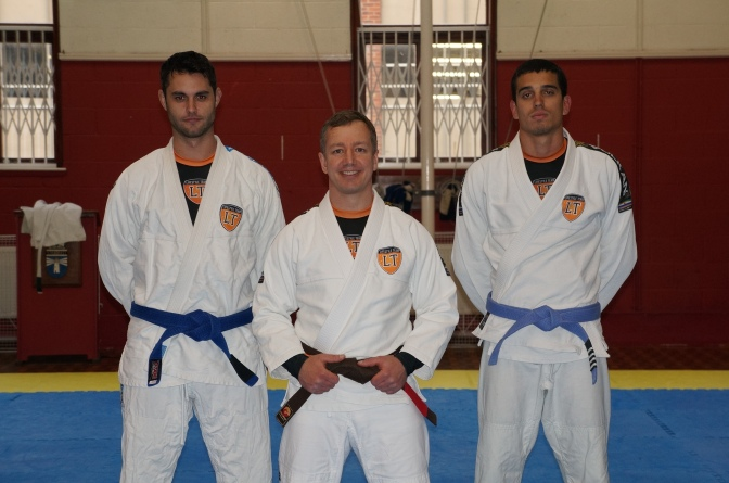 Three Months Free Training For Blue Belts