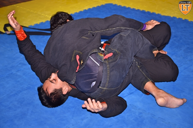'Brazilian Style' BJJ Training in 2017
