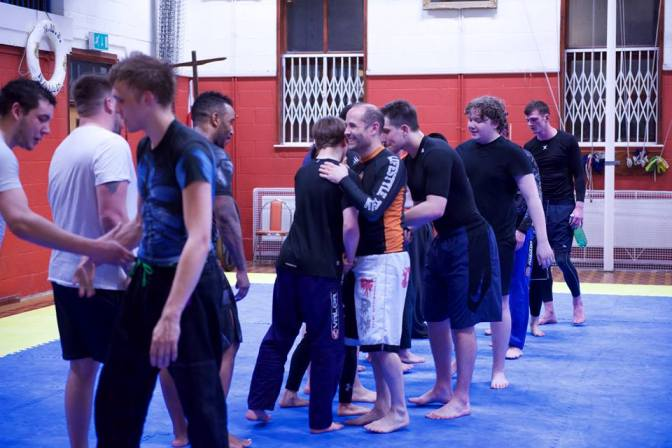 Come on Kingston, come and learn Brazilian Jiu-Jitsu at BJJ Lifestyle Team!