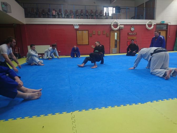 Fundamentals Class Added to Weekly BJJ Training Schedule