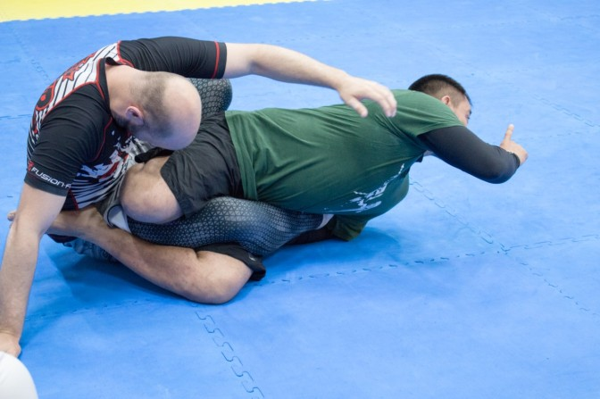 EBI Fan? Come and Learn Leg Attacks at BJJ Lifestyle Team