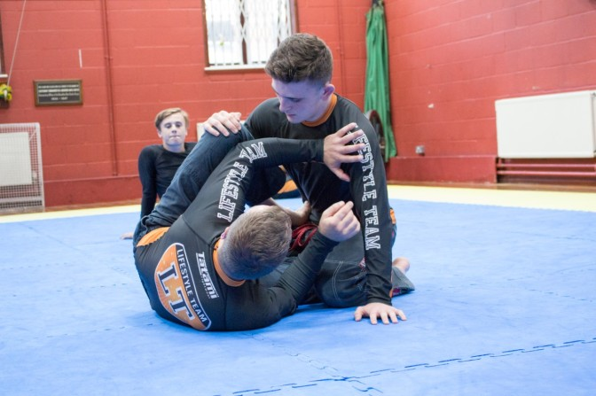 Gi and No-Gi Brazilian Jiu-Jitsu at Lifestyle Team