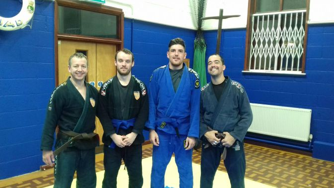 BJJ Lessons for Beginners – Monday Night Lesson Added