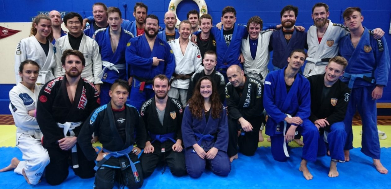 Kingston BJJ – Beginners Brazilian Jiu-Jitsu Lessons – Mondays and Thursdays – Kingston upon Thames, Surrey