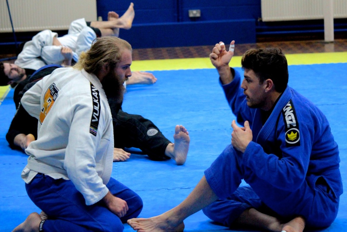 Become Part of our Beginners Brazilian Jiu-Jitsu Program